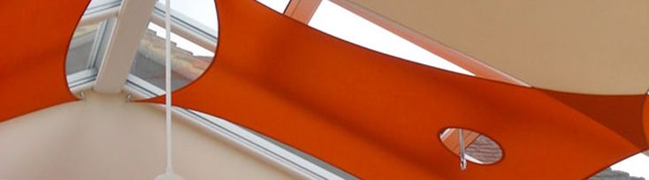 Shade Sail Blinds meld function and form to deliver an exciting alternative to traditional conservatory blinds and internal shading – enabling you to soften a space with just a few easily-installed sun shade sails. Made in Britain to the highest specifications, all our sails are created to your own measurements and in the colour of your choice.