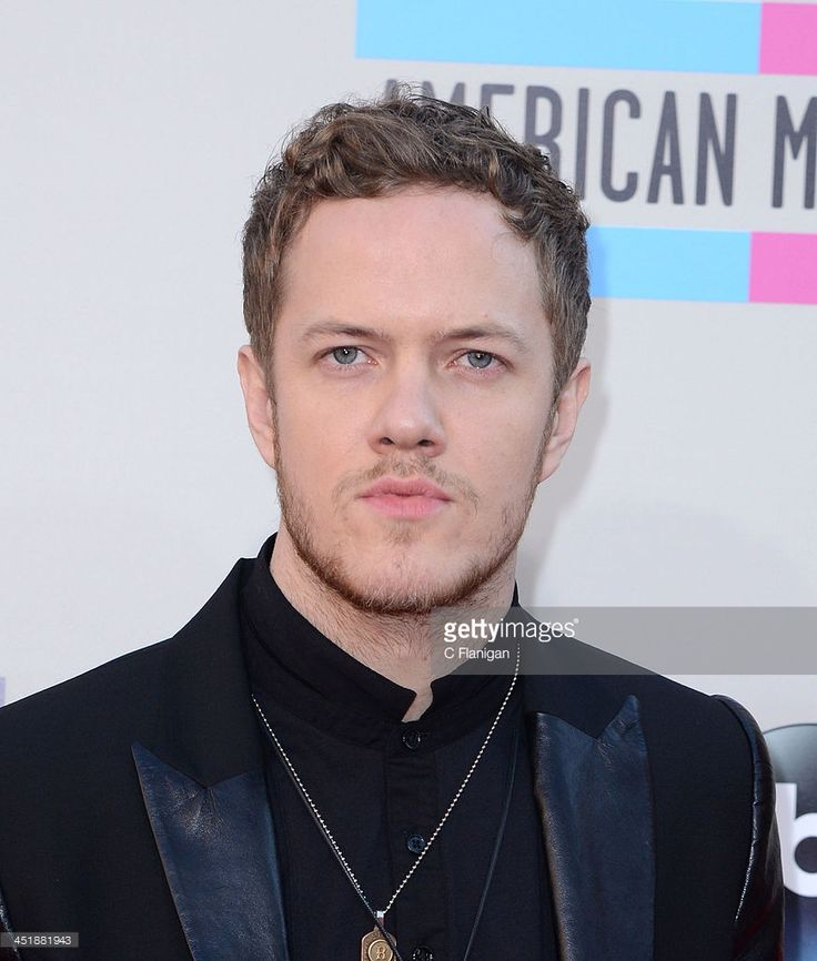 Musician Dan Reynolds of Imagine Dragons arrive at the 2013 American Music Awards at Nokia Theatre L.A. Live on November 24, 2013 in Los Angeles, California.
