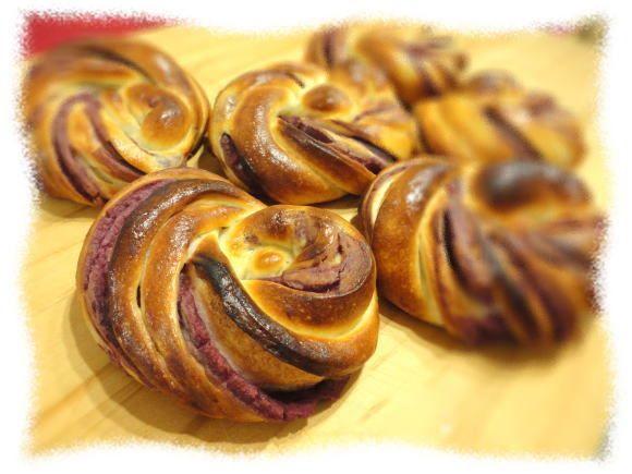 グルグル菓子パンの成型ポイント |小さなパン職人*~Petit Boulanger~*