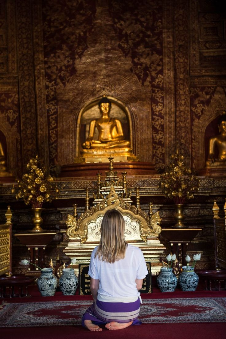 Wat Pra Singh Temple, Chiang Mai – Live in the moment. Inspired by buddhism