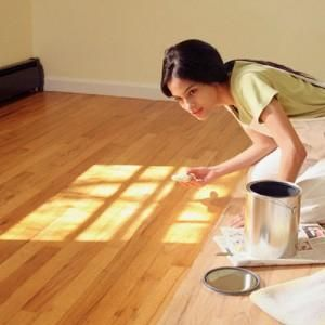 how to clean wood floors without streaks
