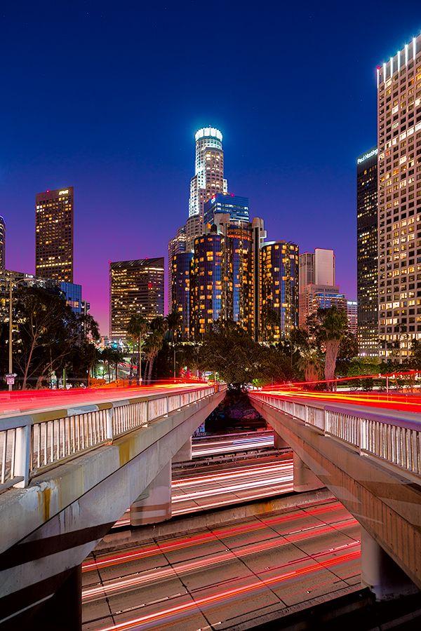 Los Angeles, California.Skyscrapers Concept Art Bonetech3D SteamPunk Fashion Sci-Fi