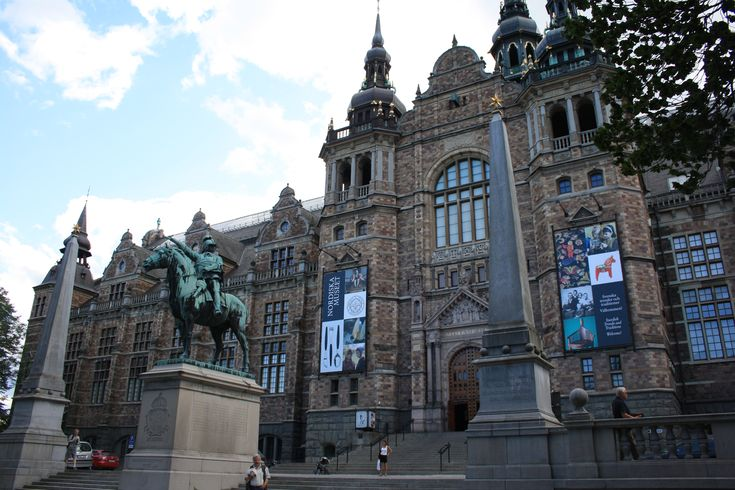** Nordiska Museet, Stockholm, Sweden.