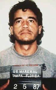 Carlos Lehder, George Jung's partner in crime...