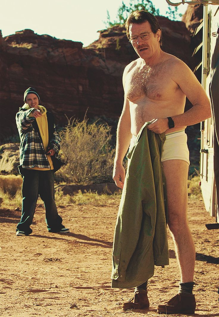 Breaking Bad, Jesse Pinkman (Aaron Paul) and Walter White (??), tv show, serie, photo