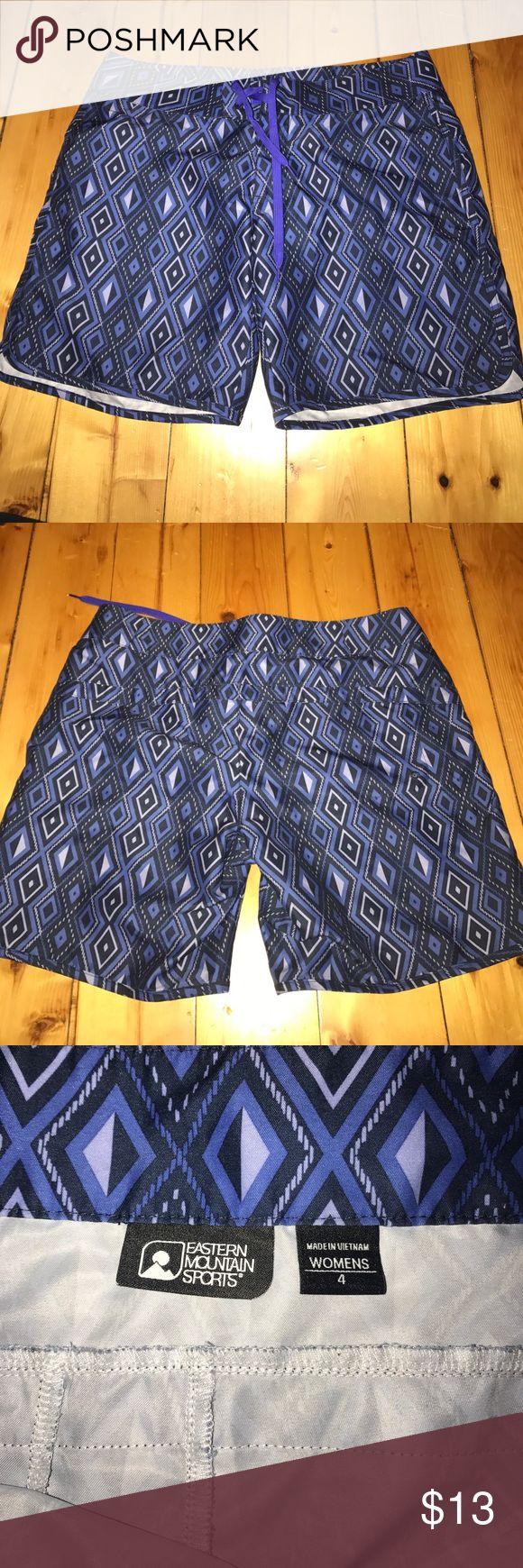 Women's swim shorts Women's swim shorts, but could wear them like regular shorts- super cute- great condition. Posting under pacsun so it gets views- it is from eastern mountain sports- open to offers! PacSun Shorts Bermudas