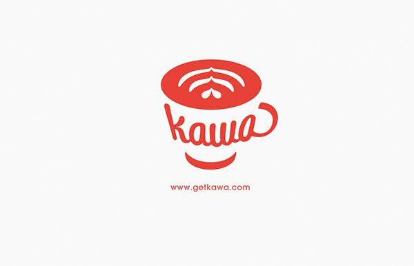 アプリ「KAWA」VIデザイン(香港)