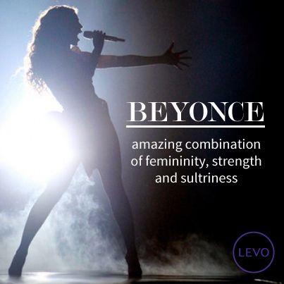 Beyonce role model speech