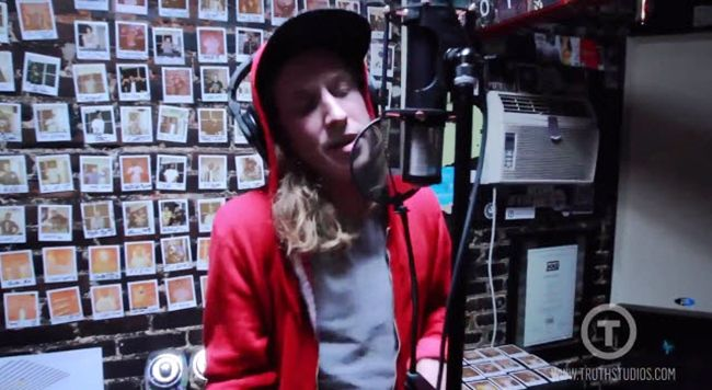 """Watch: Asher Roth Perform """"Rasputin"""" Live at Truth Studios #Getmybuzzup- http://getmybuzzup.com/wp-content/uploads/2014/03/asher-roth1.jpg- http://getmybuzzup.com/watch-asher-roth-perform-rasputin-live-truth-studios-getmybuzzup/- Asher Roth Performs """"Rasputin"""" Live at Truth Studios Check out rapper Asher Roth's live in-studio performance of """"Rasputin"""" at Truth Studios Recording Studio in Los Angeles.Enjoy this video stream below after the jump."""