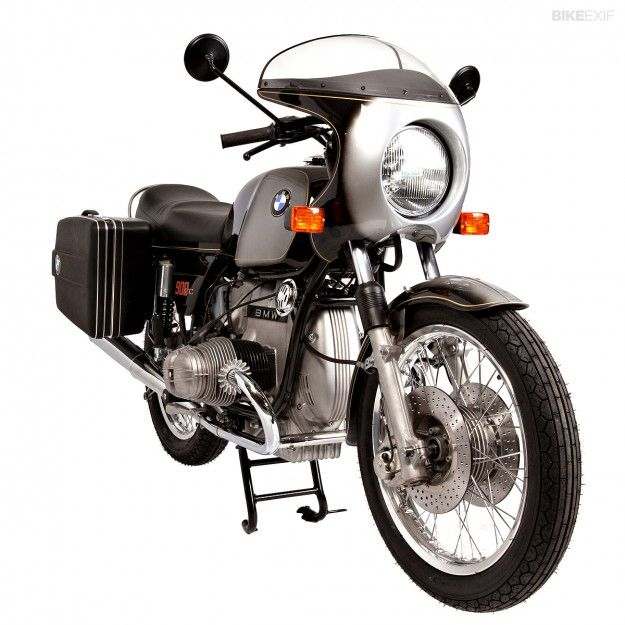 The 'new' #BMW R90S