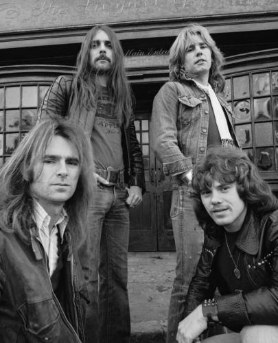 Status Quo. ELLA. This is the band I said you should get hair like