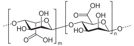 Alginic Acid - sodium alginate