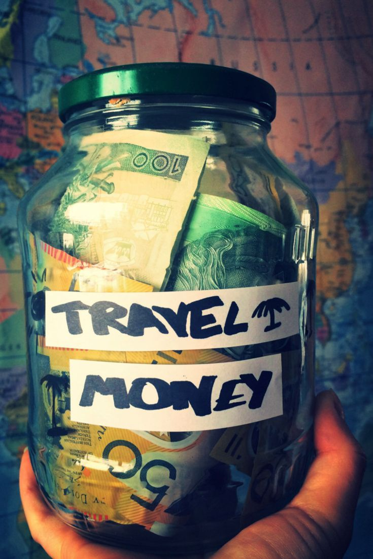 My only savings!  Travel Money