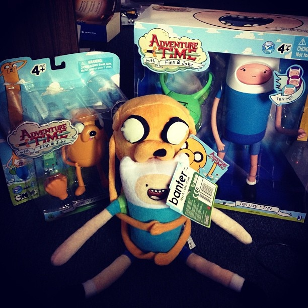 Adventure Time! #finn #jake #adventuretime #finnandjake