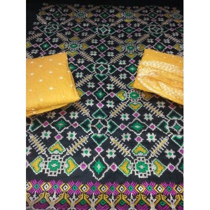 Kutchi Embroidery Dress Material (KD0100)