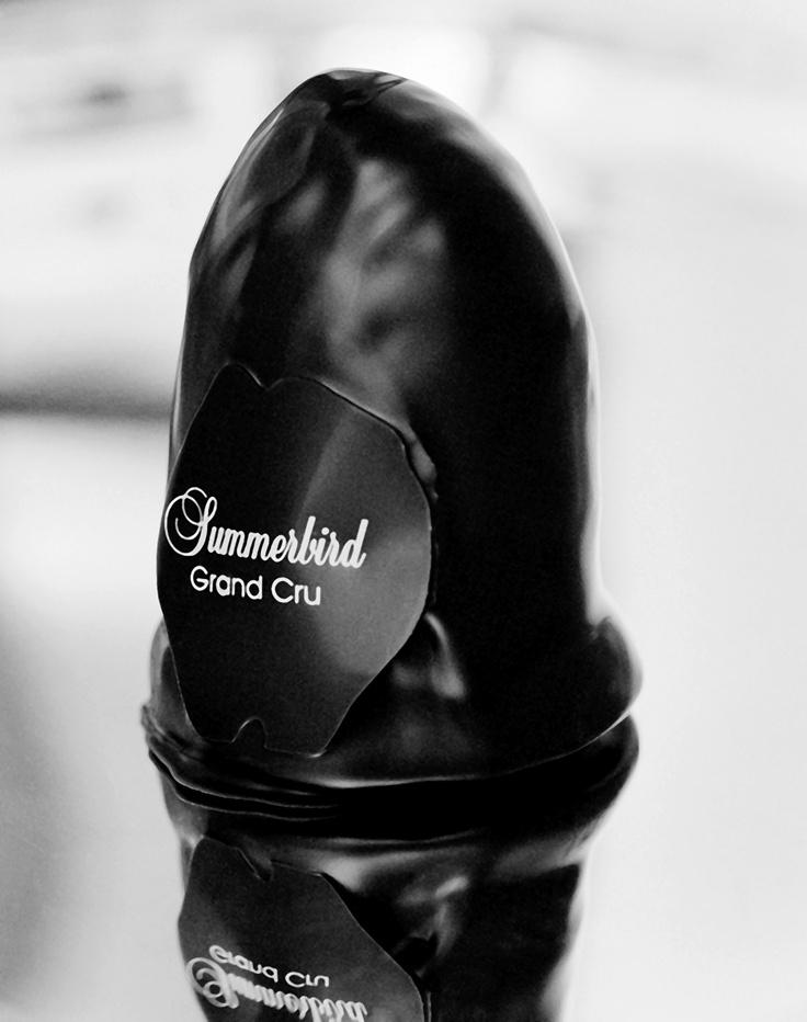 GRAND CRU FLØDEBOLLEN - den originale med marcipanbund fra Summerbird