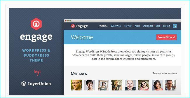 15 Best BuddyPress WordPress Themes and Templates