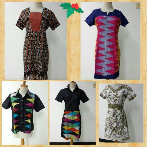 Fab Batik dress