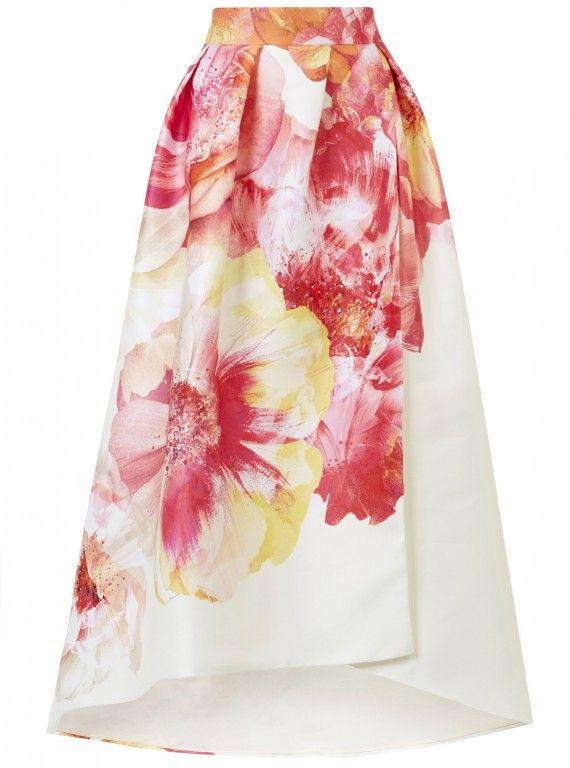 Coast Beaumont Bloom Skirt, £179