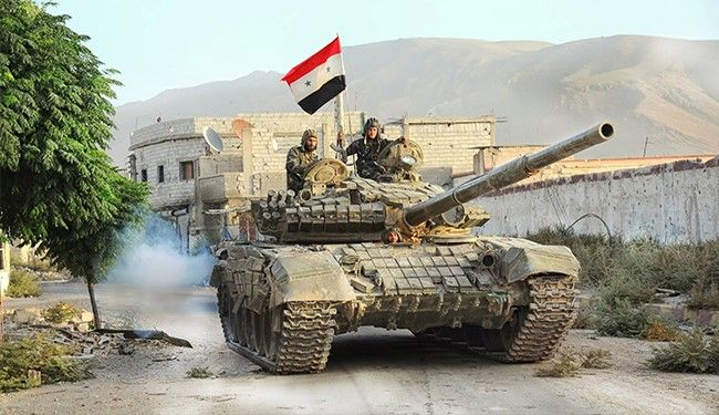 The Syrian Army continued counter-terrorism operations across the country, eliminating terrorists from ISIS and confiscating a shipment of weapons, SANA reported.