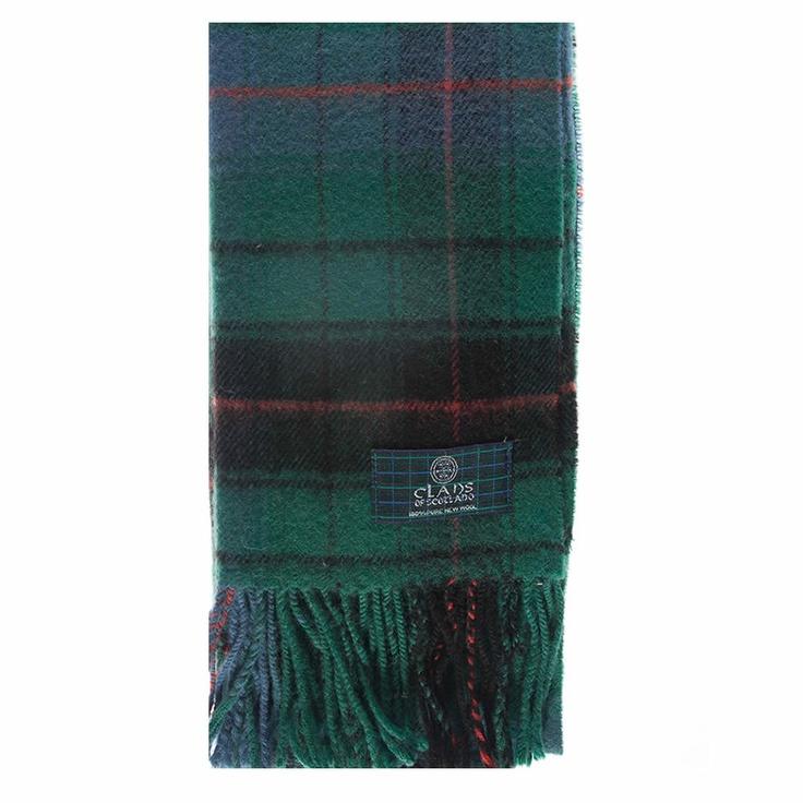 davidson ancient tartan scarf from gretna green