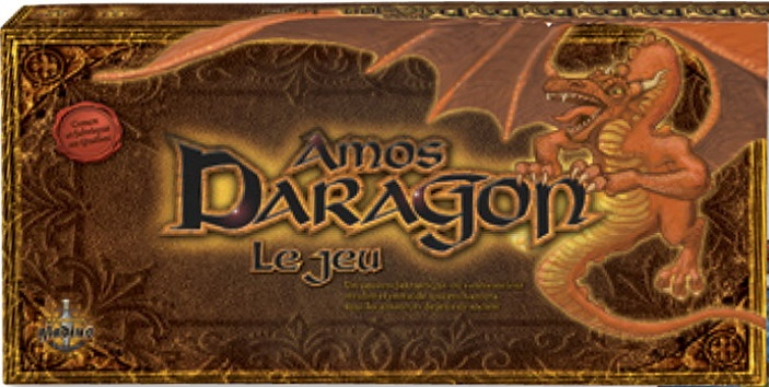 Amos Daragon (Le jeu)