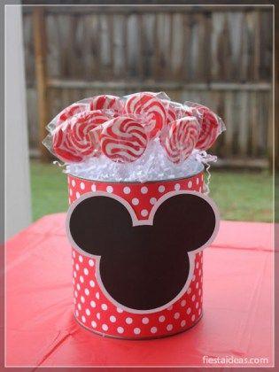 Si estas en busca de una original y vibrante fiesta de cumpleaños no te pierdas las 50 ideas de fiesta Mickey mouse espectaculares