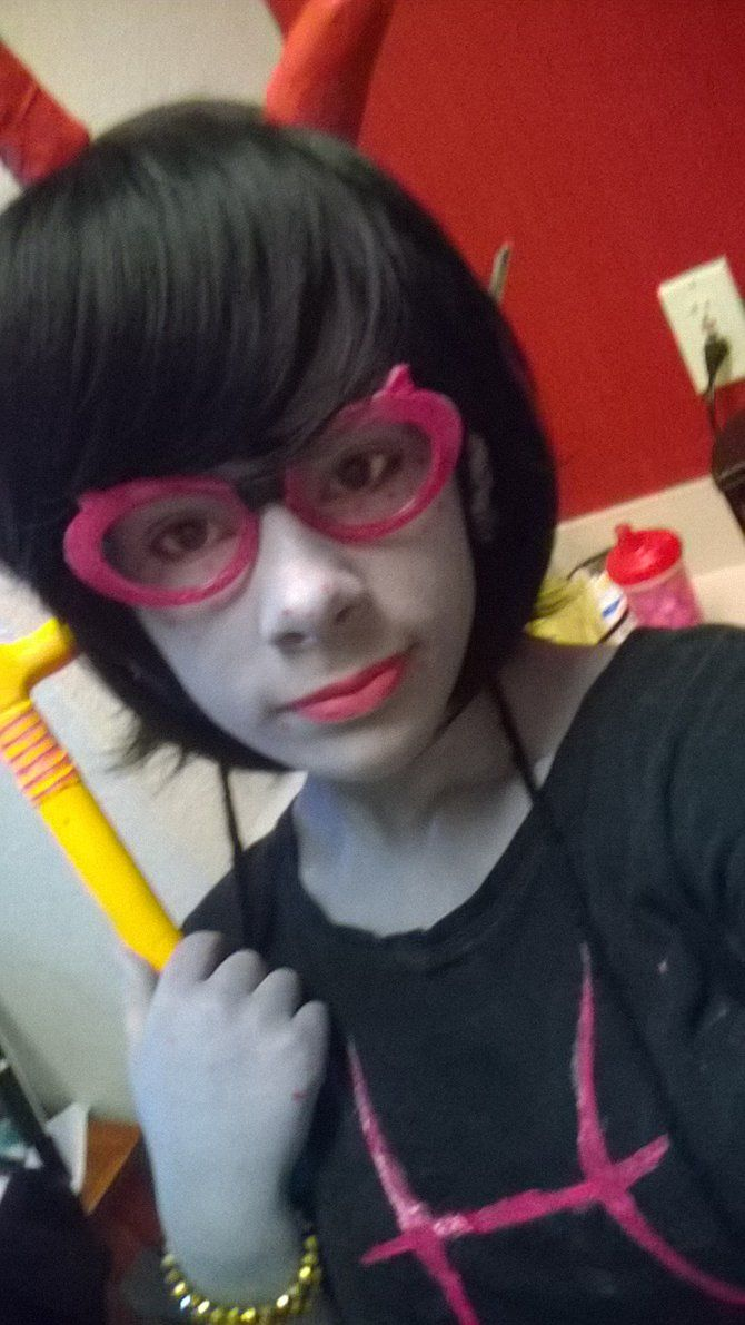 New and improved meenah cosplay for megacon 2015