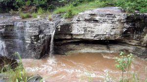 Los Cajones de Chame Son un pequeño cañón, localizado en Panamá, producto de la erosión producida por paso del río Chame sobre una sección de roca sedimentaria, dejando a su paso unas fantásticas paredes...