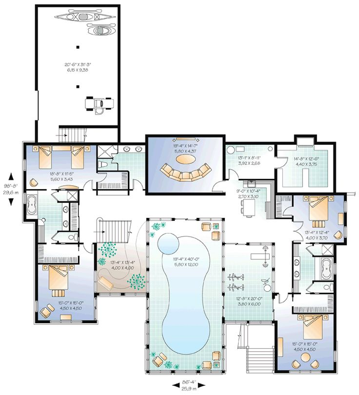 Mega Mansion House Plans 1072 best home--floorplans: i <3 images on pinterest | floor plans