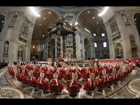 Underneath The Vatican is Lucifer, Medusa, Isis, Pagan Gods & Idols (HD) , - YouTube