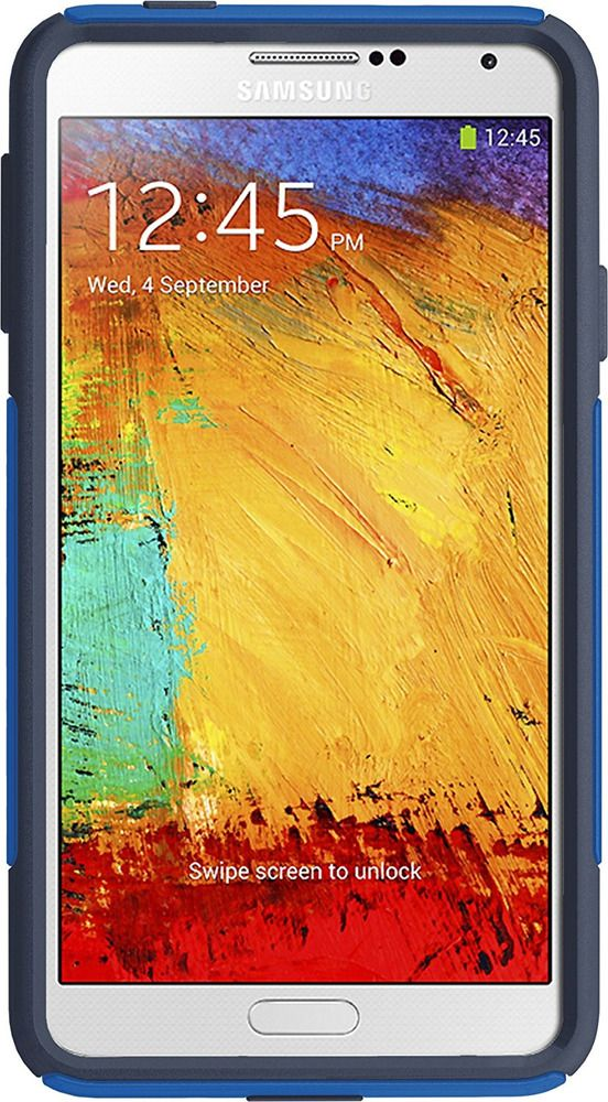 OtterBox Commuter Series Case for Samsung Galaxy Note 3 - Retail Packaging - Blu #OtterBox
