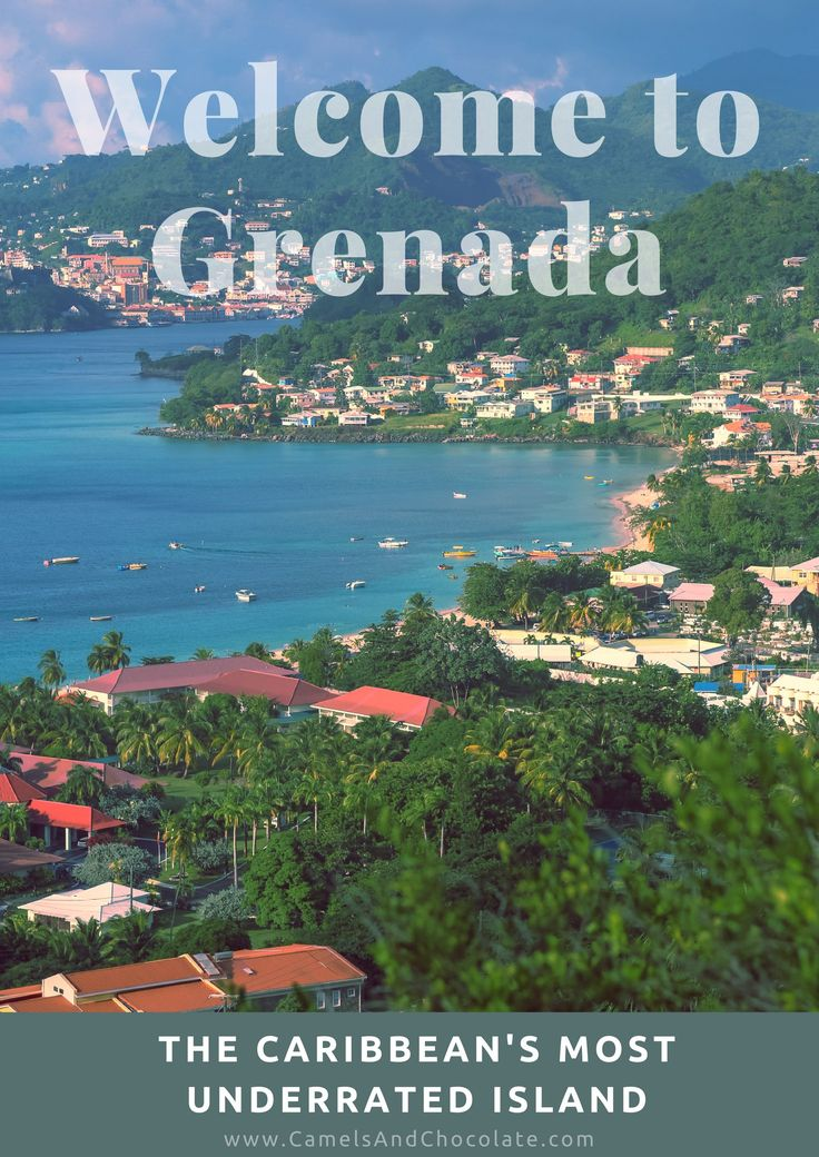 Best Grenada Map Ideas On Pinterest Grenada Caribbean - 7 most beautiful and underrated caribbean islands