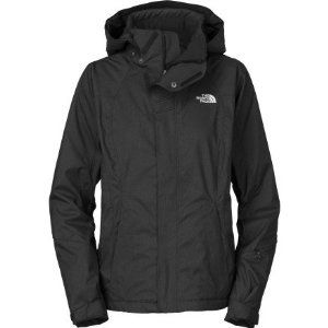 The North Face Rikie Jacket - Women's Tnf Black, M by The North Face. $280.00. Staying warm this winter doesn't necessarily mean looking like you have inner tubes jammed into your jacket. The North Face Rikie Jacket provides plenty of Heatseeker synthetic insulation in a slim, women-specific fit that flatters rather than insults.