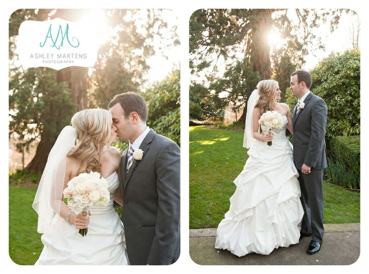 Hycroft Wedding and beautiful light | ashleymartensphotography.com