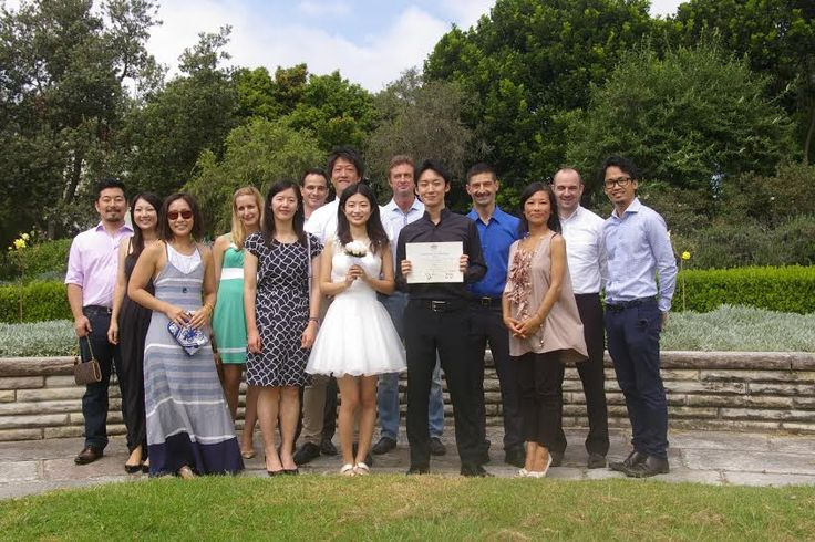 Keita and Hualin's wedding at Allman Park Ashfield