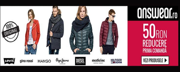 ANSWEAR.ro – haine de damă, pentru bărbați și copii, încălțăminte și accesorii online RO: ANSWEAR.ro - haine și încălțăminte de damă, pentru bărbați și copii, produse de marcă,… ANSWEAR.RO...