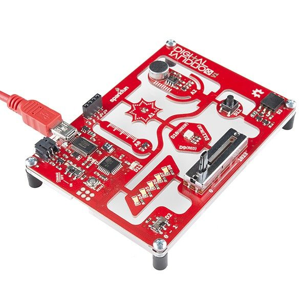 Learn electronics with this all-in-one platform *Digital Sandbox*