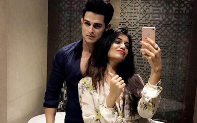 Does Bigg Boss 11 contestant Priyank Sharma have a secret lover in the USA - India Today
