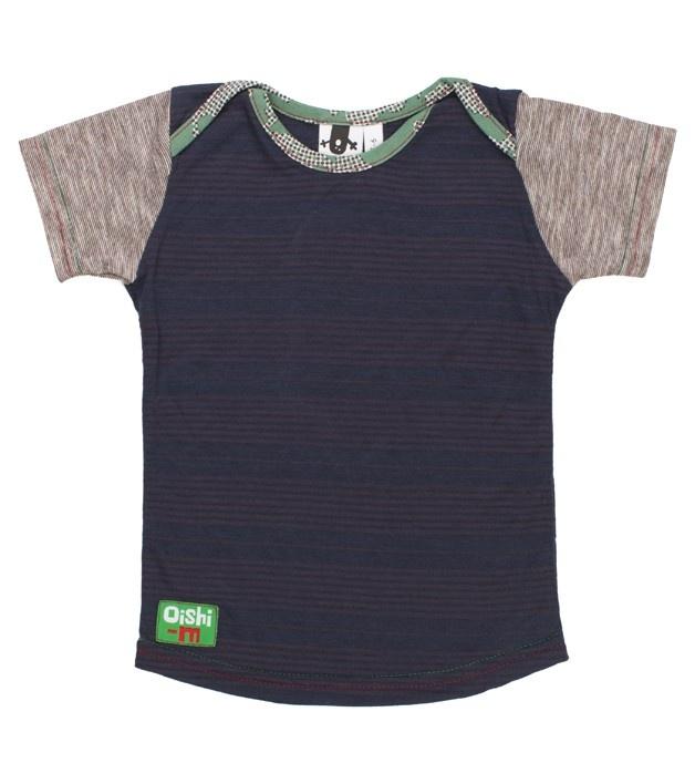 Oishi-m Scamp T Shirt (http://www.oishi-m.com/tops/scamp-s-s-t-shirt/)