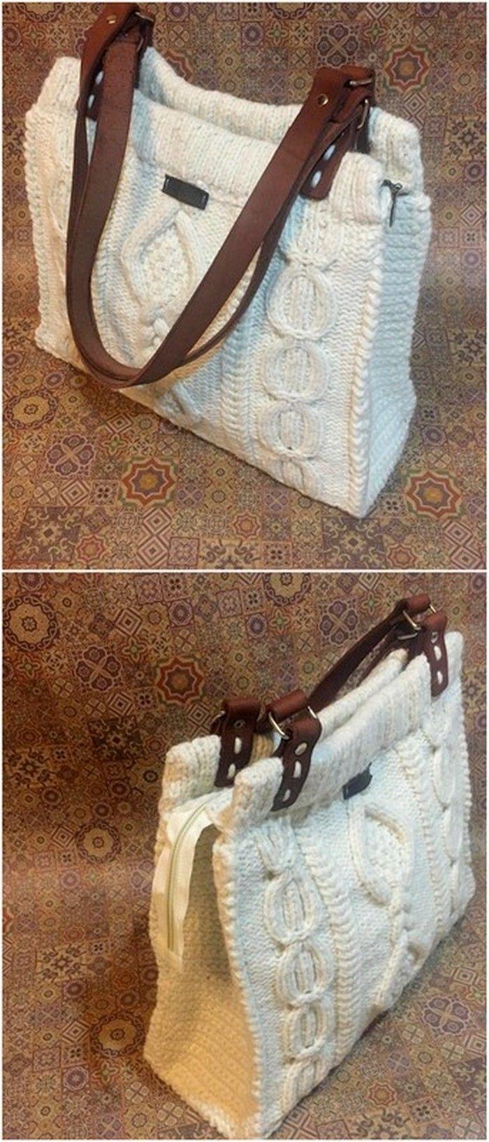 Unique Designs of Amazing Crochet Handbag & Accessories – Diy Rustics