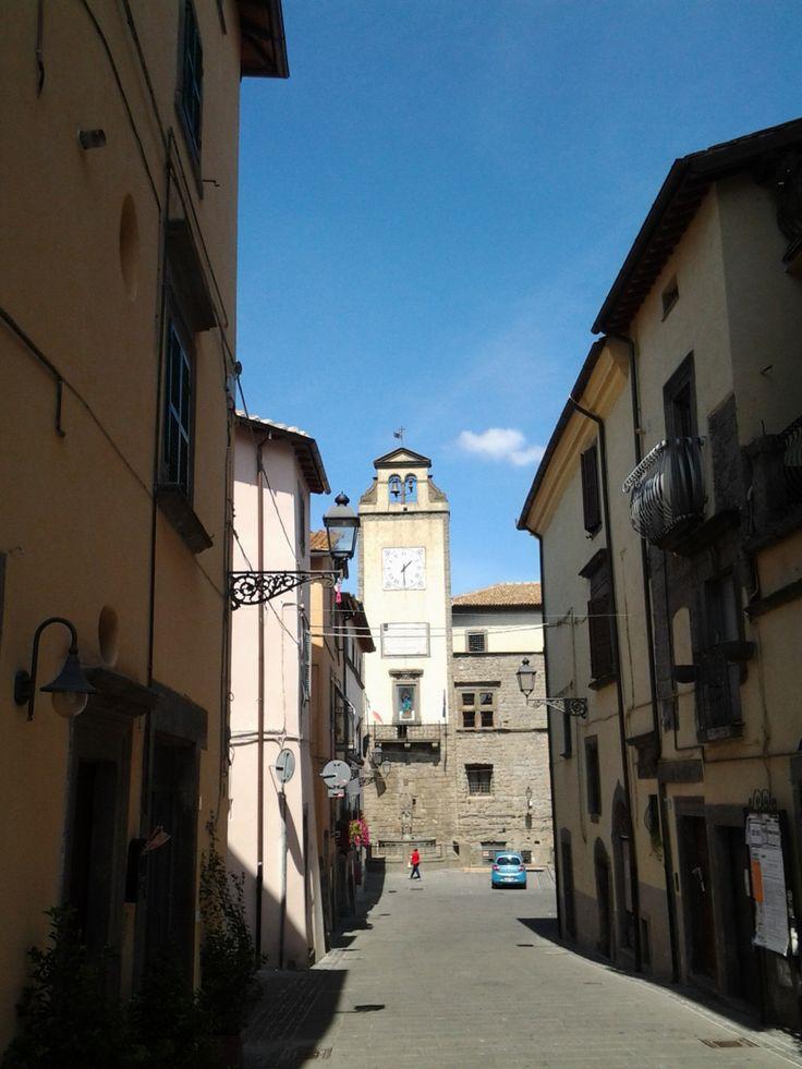 Via arringa verso piazza Roma