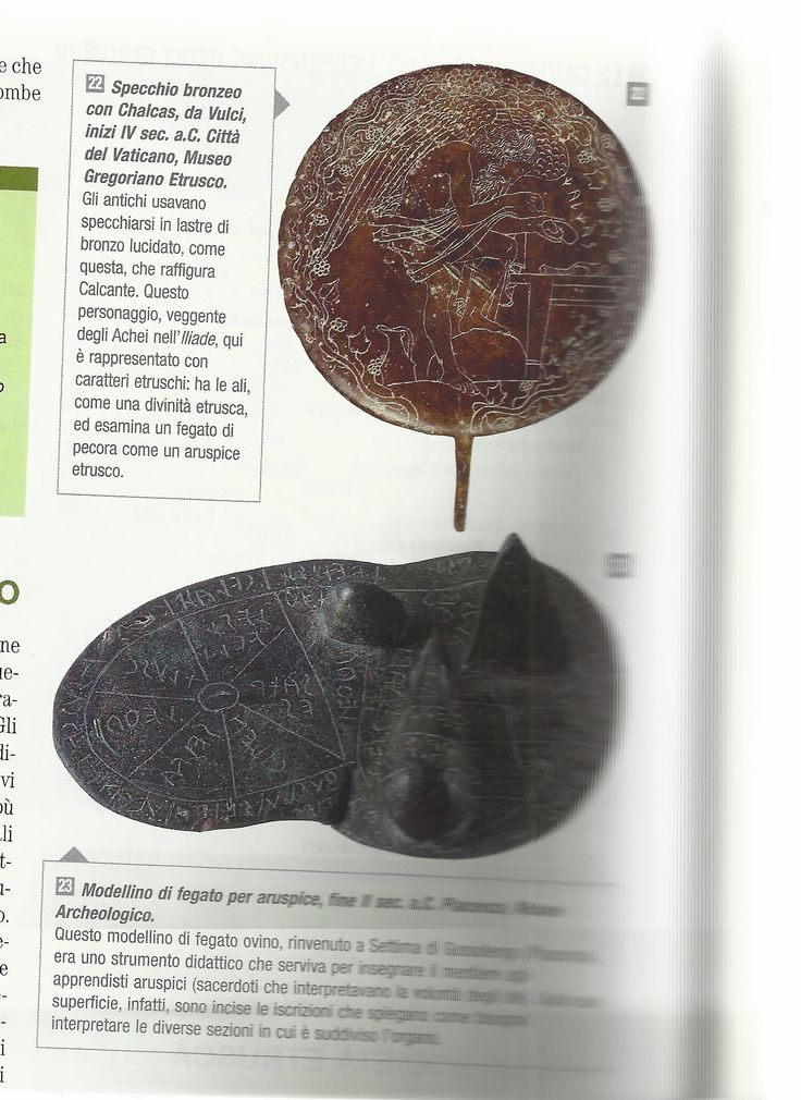 Fonti etrusche