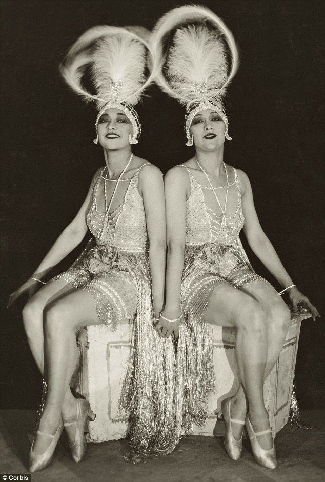 The Dolly Sisters: Rosie and Jenny