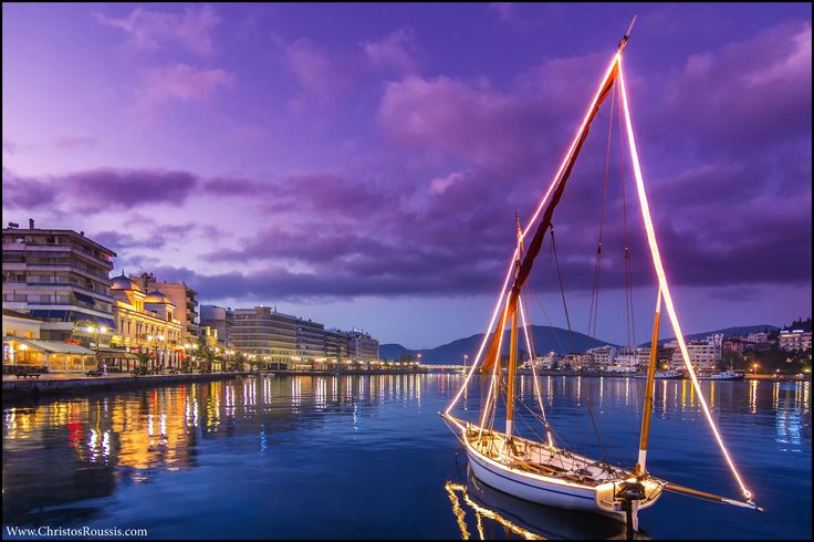 Photograph Chalkida by Christos Roussis on 500px