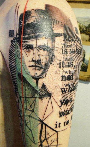 Tattoo Artist - Xoil Tattoo | Tattoo No. 10649