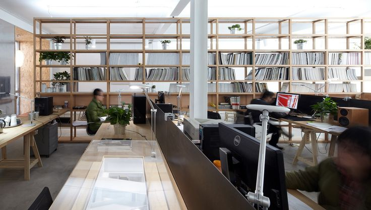 Gallery of TAOA Studio / Tao Lei Architecture Studio - 12
