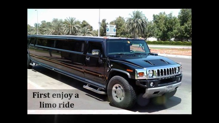 Dubai Limo, Yacht & Helicopter Ride - Connection Chauffeur LimoUAE.com