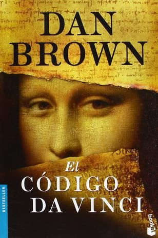 El Codigo Da Vinci de Dan Brown.