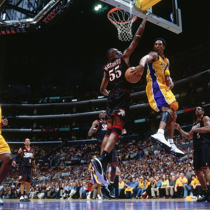 The Greatest Photo From Every Season Of Kobe Bryant's Career